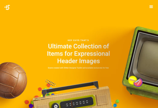 Oh My! 2 is free Designer's ToolKit for Photoshop