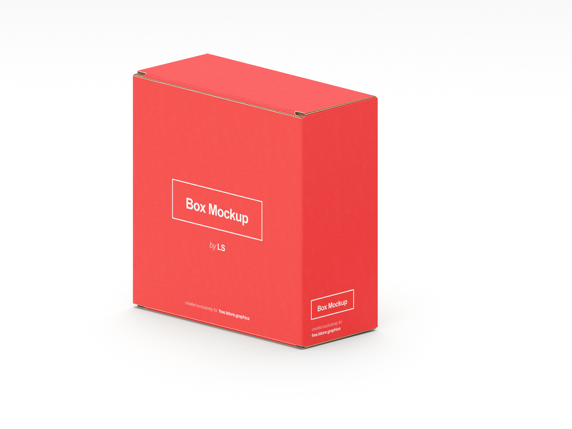 7 box mockups freebies for designers and developers