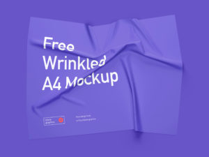 Free Mockup For Photoshop